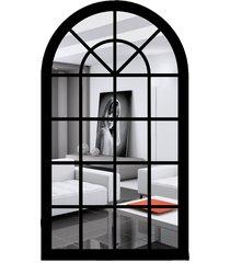 lustro dekoracyjne okno