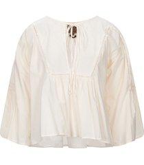 alessia santi blouses