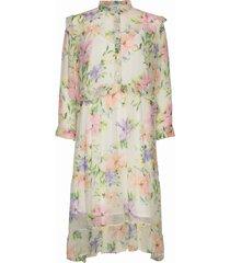 2nd colette wonder jurk knielengte roze 2ndday