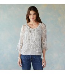 paisley frost top