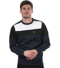 mens loki colour block sweatshirt
