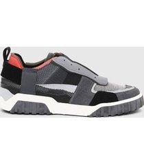 zapatilla s rua low dec sneakers t gris diesel