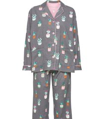pyjama long pyjama multi/patroon pj salvage