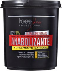 creme de hidratação forever liss professional anabolizante capilar - 240g - kanui