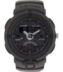reloj negro virox