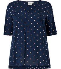 blus jrmaika 2/4 sleeve blouse