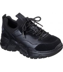 zapatos mujer  b-rad - street core%27nrs negro skechers