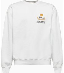 sporty & rich sporty and rich country club sweatshirt