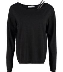 fabiana filippi wool blend sweater