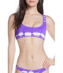 women's bound by bond-eye the malibu bikini top, size - (nordstrom exclusive)