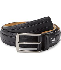 all in one bonded leather belt