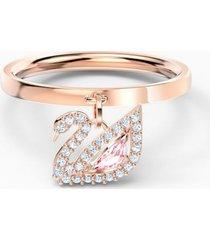 anillo dazzling swan 5569924 dorado