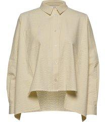son shirt blouse lange mouwen geel holzweiler