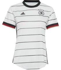 dfb h jsy w t-shirts & tops football shirts vit adidas performance