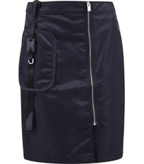 1017 alyx 9sm zipped skirt