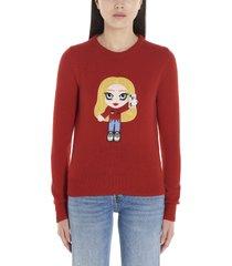 chiara ferragni cf mascotte sweater