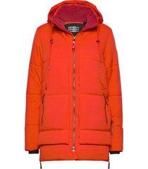 pw azurite jacket fodrad jacka orange o'neill