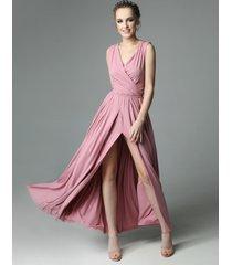 sukienka andrea pink