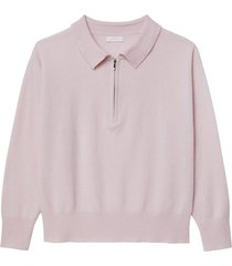 darlene sweater in blushing