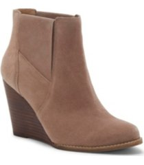 jessica simpson ciandra wedge booties women's shoes
