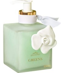 saboneteira 250ml essãªncia greens - unico - dafiti