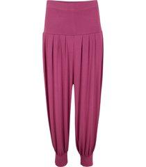 pantaloni alla turca (viola) - bpc bonprix collection