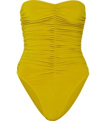 norma kamali one-piece swimsuits