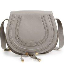 chloe 'marcie - medium' leather crossbody bag -