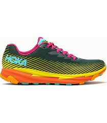hoka one one sneakers cotopaxi torrent 2 colore verde