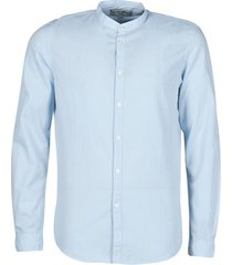 overhemd lange mouw tom tailor mao shirt