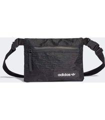bolsa adidas future pouch originals preto