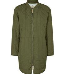 sila quilted coat jakker 137830