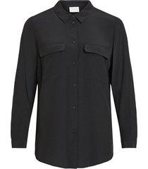 overhemd zakken