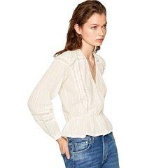 blouse pepe jeans pl303690