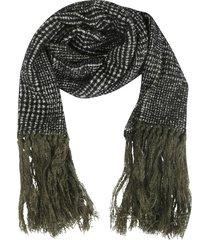 destin surl fringes long scarf