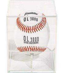 franklin sports acrylic baseball display case