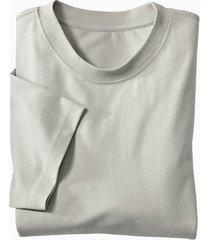 ecologisch t-shirt voor hem & haar, grijs s