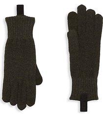 wool-blend touchscreen gloves