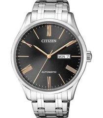 relógio citizen automático masculino
