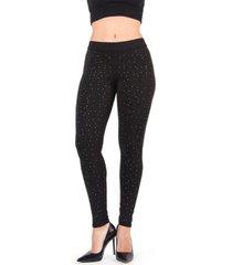 jewelled glam women's leggings