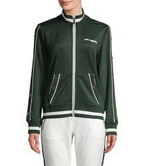 funnelneck track jacket