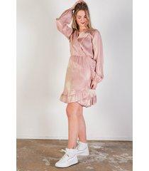 ambika jurk rosé 87249
