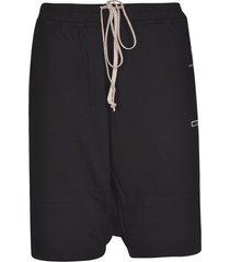 drkshdw drop-crotch shorts