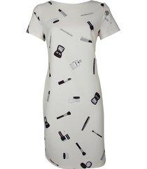 srndpty jurk kensi pretty off-white