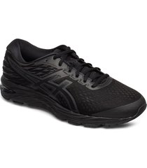gel-cumulus 21 shoes sport shoes running shoes svart asics