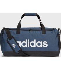 bolso linear duffel m azul adidas performance