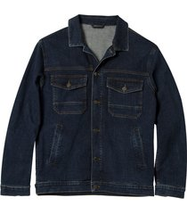 jeansjack, midnight-blue m