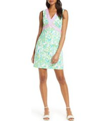 women's lilly pulitzer lanora sleeveless a-line dress