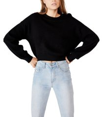 cotton on women's archy cropped pullover sweatshirt