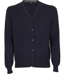 fay fay button-up cardigan